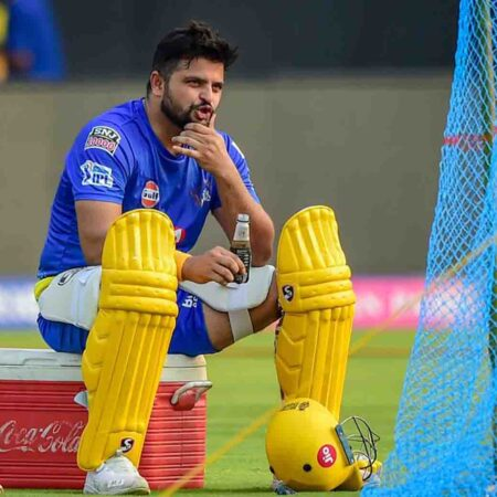 5 Players who can replace Suresh Raina in the CSK Squad for IPL 2020