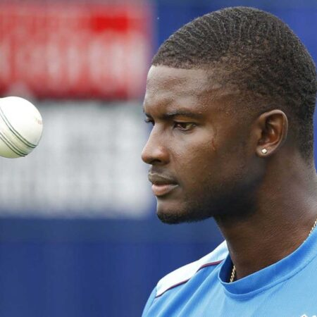 Jason Holder Replaces Mitchell Marsh in SRH for IPL 2020