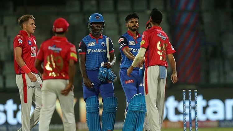 Delhi Capitals vs Kings XI Punjab