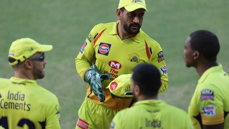 MS Dhoni not impressed with his bowlers' performance