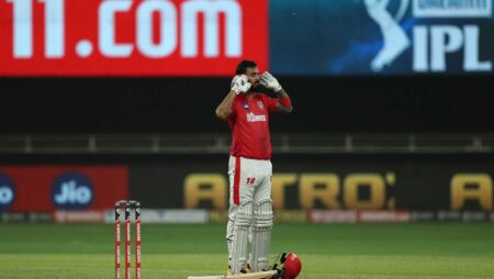 KL Rahul magnificent ton helps KXIP in registering their 1st win of IPL 2020