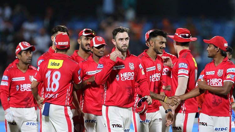Kings XI Punjab Playing 11
