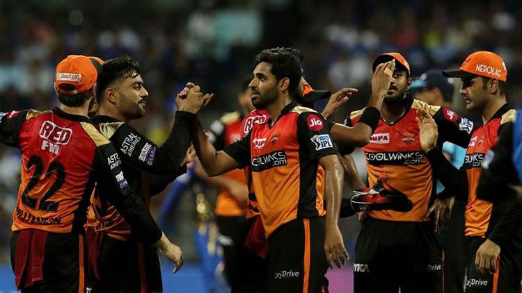 Sunrisers Hyderabad Playing 11