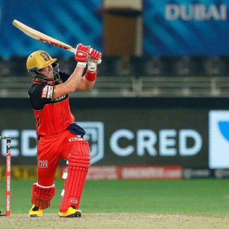 Watch: AB de Villiers glittery 51 runs off 30 balls knock against Sunrisers Hyderabad