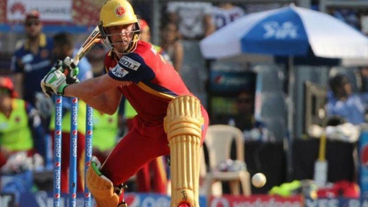AB de Villiers: 133* vs MI, 2015