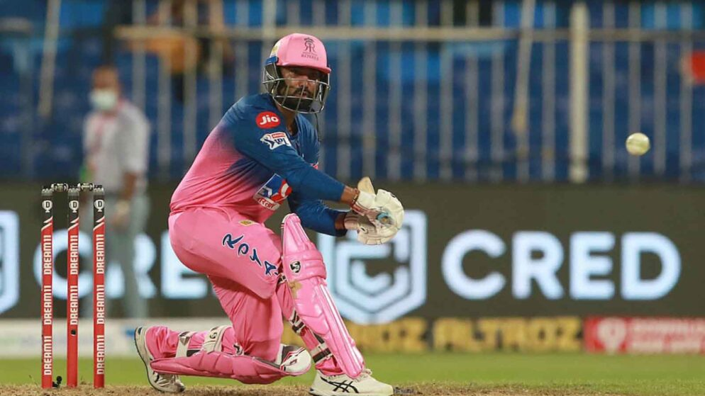 Rahul Tewatia thrilling knock guides Rajasthan Royals to a record victory over KXIP