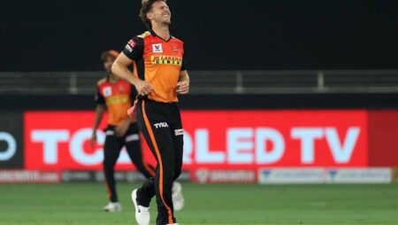 SRH suffers a big blow, Mitchell Marsh to be ruled out of IPL 2020 due to ankle injury