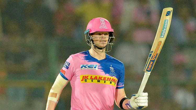IPL 2020: Royals look optimistic over Smith's return