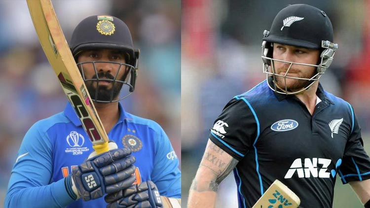 Bendon McCullum looks positive about Dinesh Karthik as KKR skipper