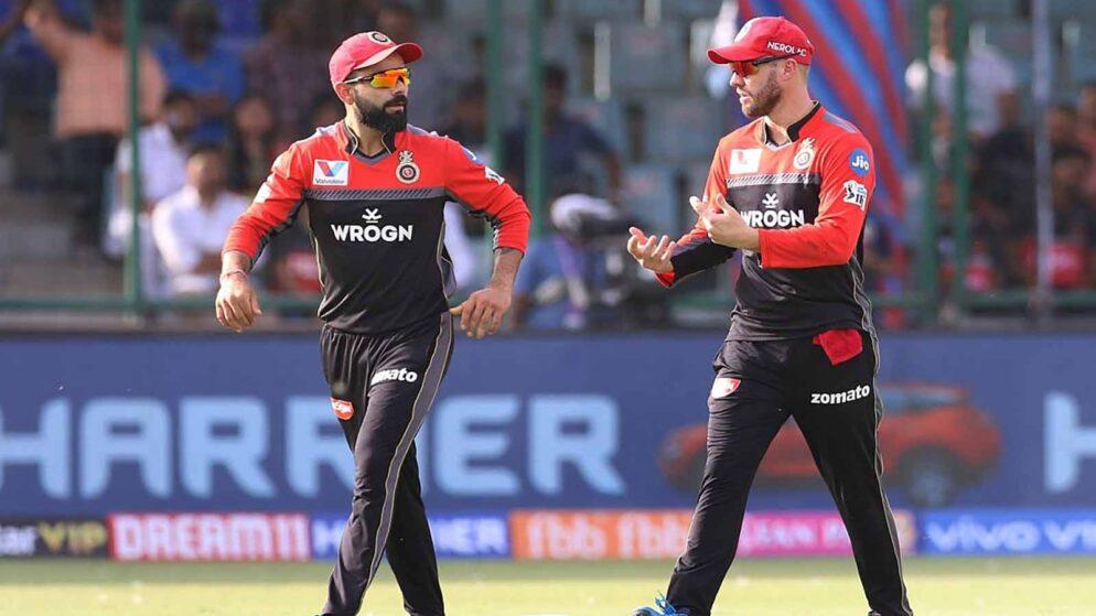 Virat Kohli changes name to Simranjeet & AB de Villiers changes to Paritosh ahead of SRH clash