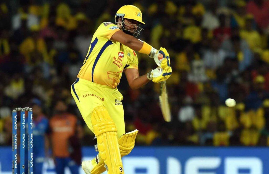 N. Srinivasan opines on Suresh Raina's participation in IPL 2020