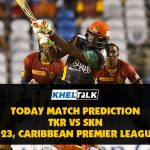 Today Match Prediction – TKR vs SKN – CPL 2020 – 23rd Match