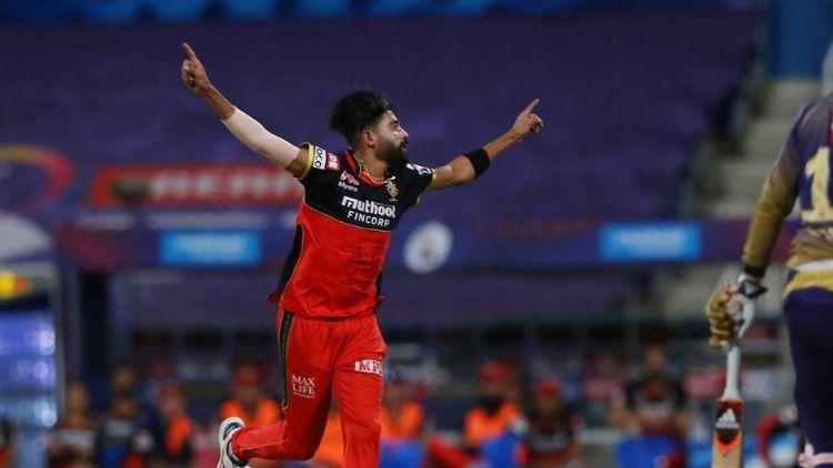 Mohammed Siraj Defied Virat Kohli's Idea of Bowling a Bouncer