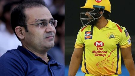 """Batsmen think of CSK as a government job,""- Virender Sehwag takes a nasty dig at Kedar Jadhav's poor performance"