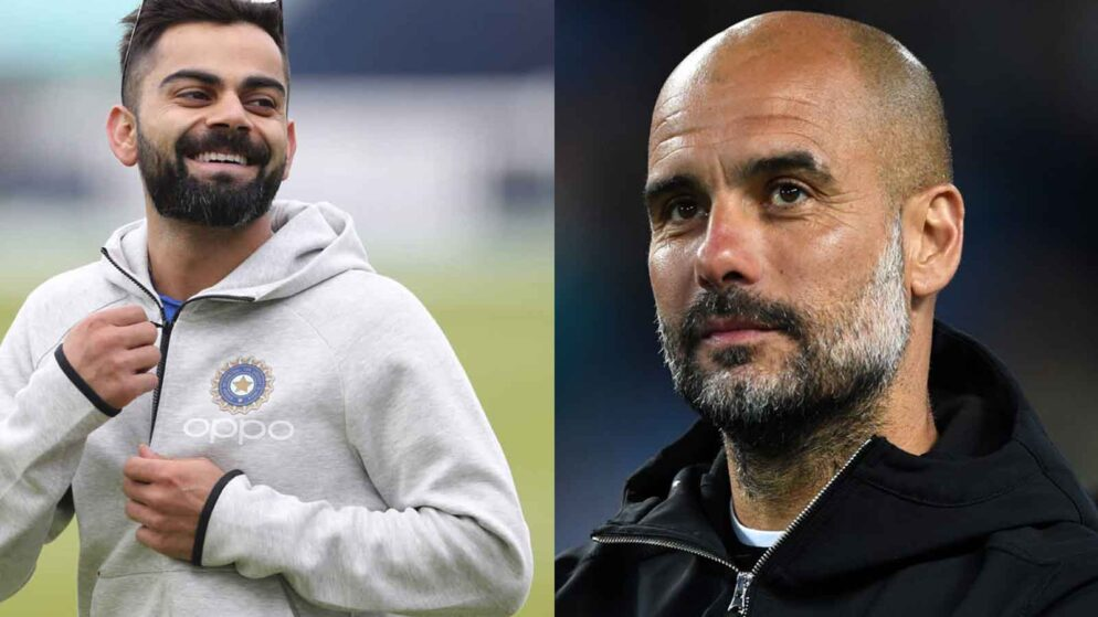 Pep Guardiola To Virat Kohli: Cricket is the Most Complicated Game
