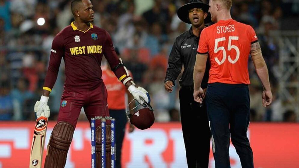 """Give Me 14-Days With Your Wife,""- Marlon Samuels Makes Distasteful Response To Stokes' Quarantine  Remarks"