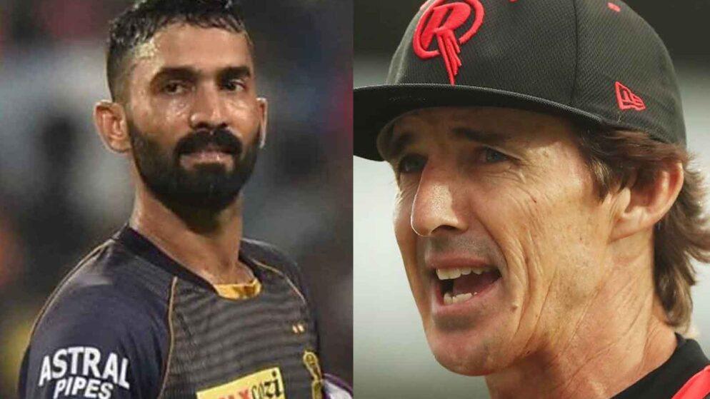 """Dinesh Karthik should continue as KKR skipper,"" says Brad Hogg"