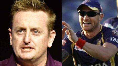 """""""Who Am I To Question The Tactics Of Brendon McCullum,"""" Scott Styris Had To Eat His Own Words after CSK vs KKR Game"""
