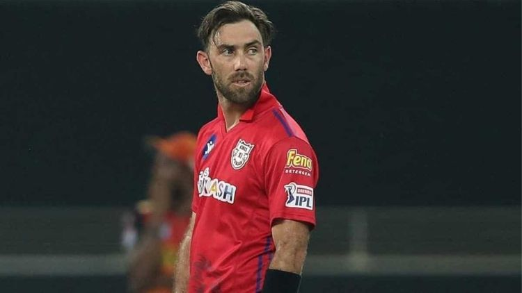 Glenn Maxwell Takes an Indirect Dig on KXIP Management