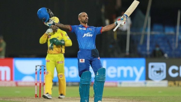Shikhar Dhawan Talks about His Peach Form With The Bat
