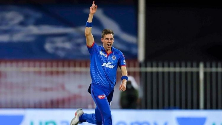 Anrich Nortje Bowls at His Helm Best Against Rajasthan Royals
