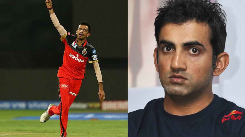 """Yuzvendra Chahal has been brilliant in IPL 2020,""- Gautam Gambhir praises RCB leg-spinner"