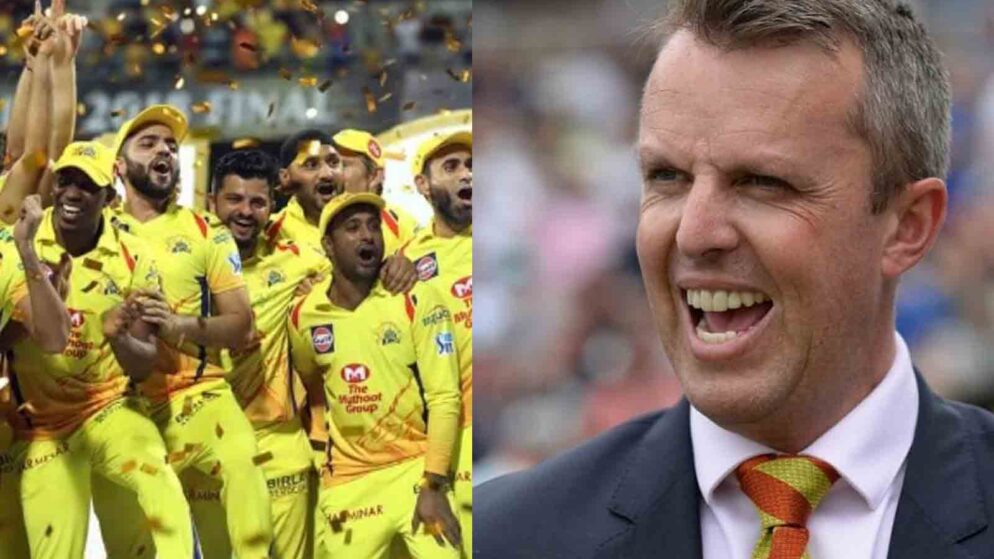 'It is not just from the captain,' Graeme Swann explains why CSK win so many titles