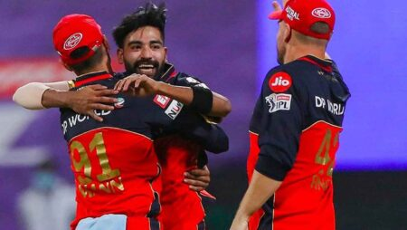 """Miyan Ready Ho Jao,"" Mohammed Siraj Reveals What Virat Kohli Said Before Giving Him The New Ball"