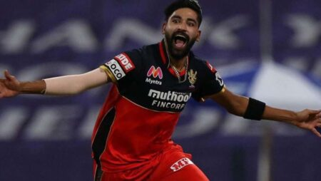 Mohammed Siraj Reveals How He Castled Nitish Rana For A Duck & Defied Virat Kohli's Idea of Bowling a Bouncer