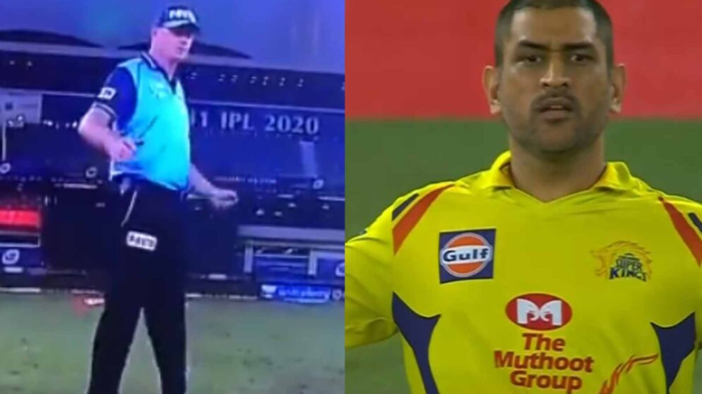 'He Changed His Mind After Seeing MS Dhoni' – Ian Bishop on Paul Reiffel For Not Giving Wide Against SRH