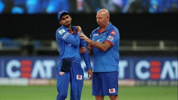 Shikhar Dhawan Hopeful that Shreyas Iyer's Injury is Not That big