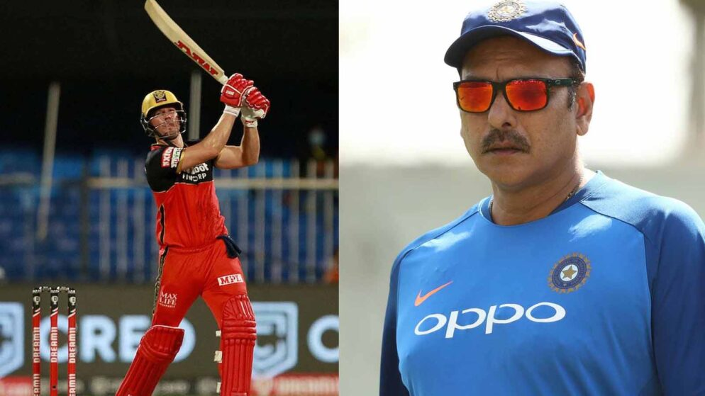 Cricket Needs You Back: Ravi Shastri requests AB de Villiers To Come Out Of Retirement