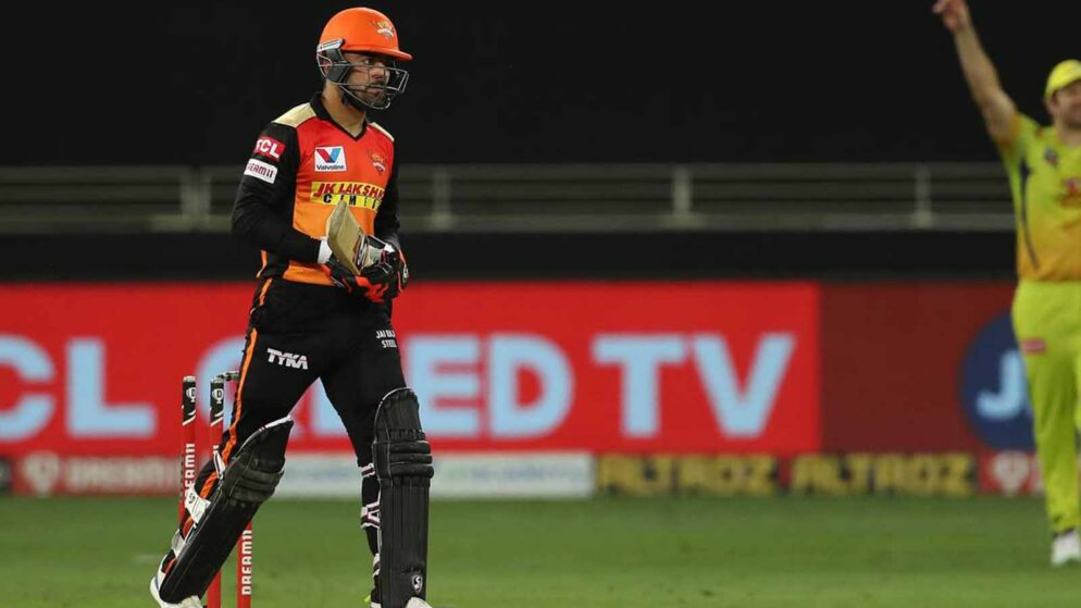 Rashid Khan Gets Out Twice In One Ball Against CSK – WATCH This Hilarious Instance
