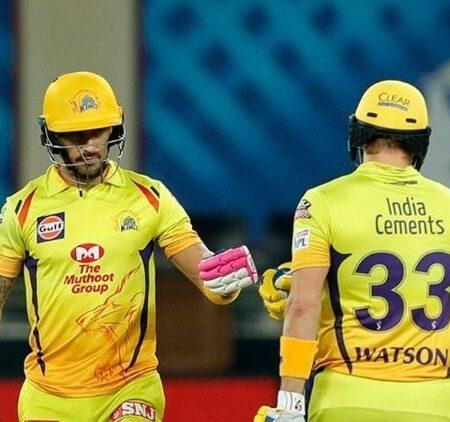 IPL 2020: Top 5 highest opening partnerships in IPL