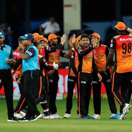 IPL 2020: Umpire Anil Chaudhary Sparks Controversy For Influencing DRS Call During SRH vs DC Match