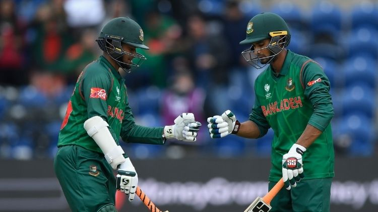 Mahmudullah Is Very Happy For Shakib Al Hasan