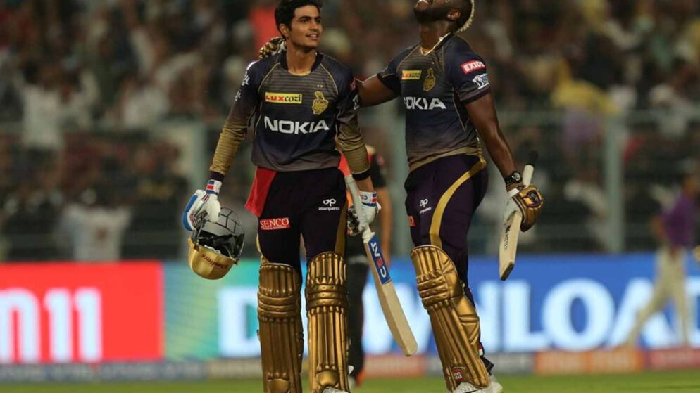 """Save The Best For The Last,""- Shubhman Gill optimistic about Andre Russell Comeback With a Bang in IPL 2020"