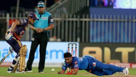 IPL 2020: DC leg-spinner doubtful for RCB game due to finger injury