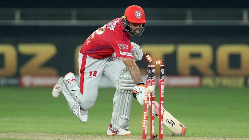 IPL 2020: Glenn Maxwell Blames His Constant Changing Roles in The Team Led To His Poor Form