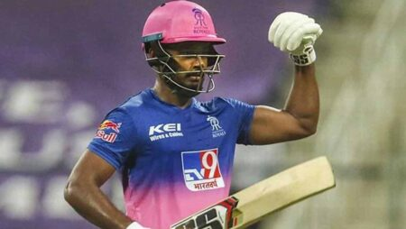 """""""Samson is The Strongest Man in The World,""""- RR Batsman on His Six Hitting Spree in IPL 2020"""
