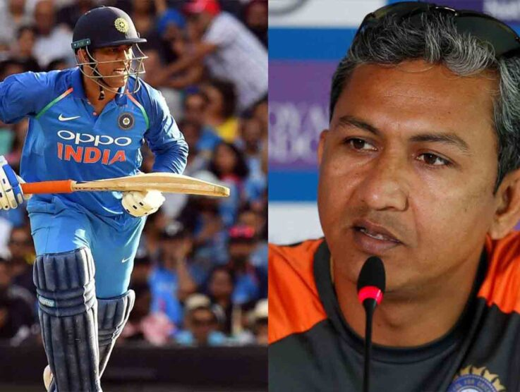 'He Used To Write On His Thigh Pad' – Sanjay Bangar Reveals How MS Dhoni Became Finisher