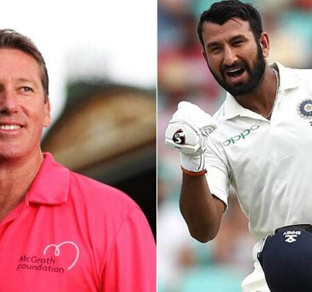 India vs Australia – Tour To Australia Will Be Difficult For Cheteshwar Pujara: Glenn McGrath