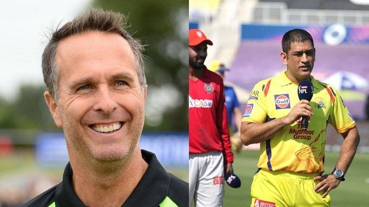 Michael Vaughan Feels MS Dhoni Deserves A Better Farewell