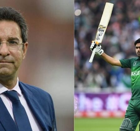 """""""If He Can See The Comparison Positively,""""- Wasim Akram Wants Babar Azam To Be Consistent Like Virat Kohli"""