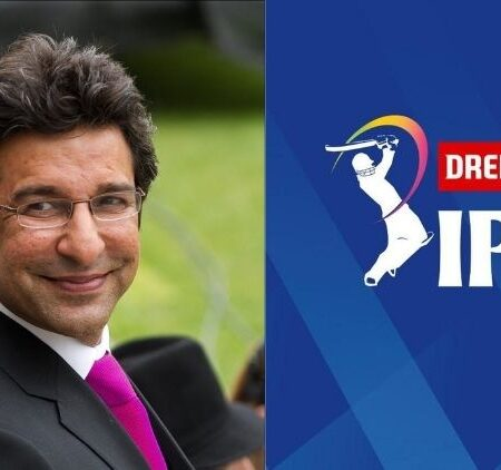 Wasim Akram Wishes To See Pakistani Players Playing In Indian Premier League