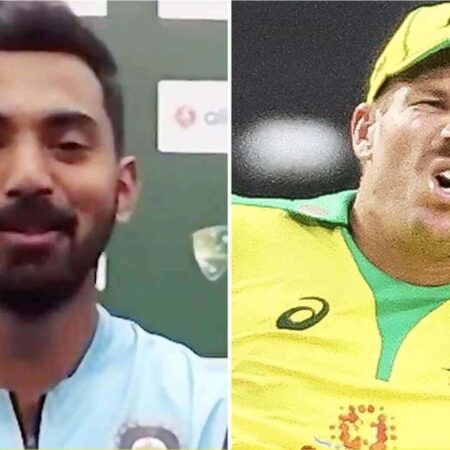 It Will Be Nice If David Warner Gets Injured For A Long Time: KL Rahul