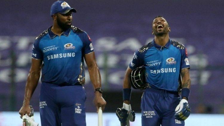 Not sending Pollard to bat in the super-over: R Sharma  (IPL 2020)