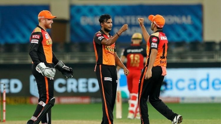 Match Details For SRH vs MI Dream11 IPL 2020