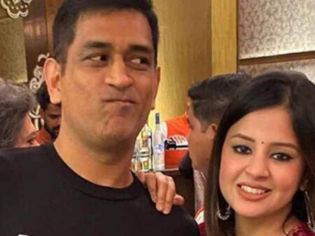 """""""Who Can Upset MS Dhoni,""""- Sakshi Dhoni Makes Surprising Revelation In A Video Shared By CSK"""