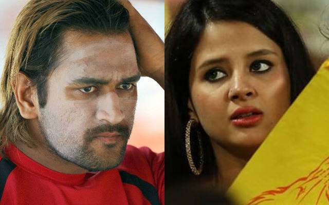 CSK Shares A Post In Which Sakshi Dhoni Is Revealing MS Dhoni's Secrets